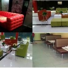 北京酒店餐饮卡座沙发定做,北京快餐厅卡座沙发订做厂家
