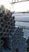 银色6m管材管件DN15-300荣钢热镀锌钢管