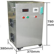 日喀则食品厂用臭氧消毒机图片