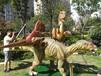 浙江仿真恐龍展創數萬人觀展神話出租卡通模型