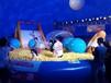 杭州百万海洋球新品蓝色大鲸鱼能亮瞎你双眼蜂巢迷宫出租
