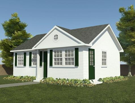 别墅丨钢结构别墅图片