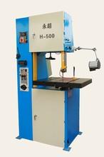 苏州高速立式锯床、铝合金浇冒口切割锯H-500图片