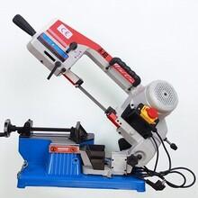 蘇州攜帶式小鋸床、不銹鋼專用鋸床BS-100圖片