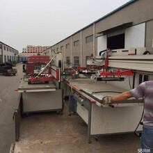 转让深圳二手玻璃印刷机出售玻璃丝印机平网印刷机