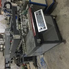 科之艺丝印机转让半自动平网印刷机斜臂丝印机1.1米9成新
