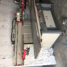 大台面丝印机平网印刷机转让广告印刷玻璃印刷专用设备2.6米99成新