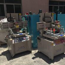 回收印刷设备半自动丝印机求购平网印刷机丝印机回收
