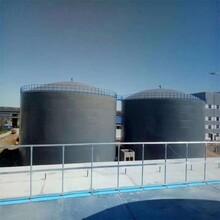 內蒙古大型化工儲罐制作廠家-內蒙古油罐原料罐現場加工公司圖片