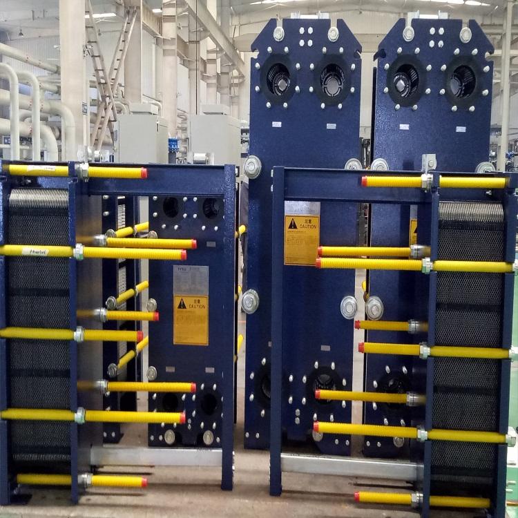 四川不锈钢板式换热器设计选型定制-四川全焊式板式冷却器供应