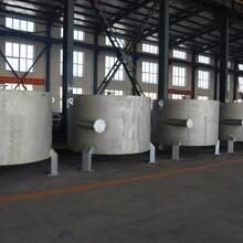 金能螺旋板式冷凝器,双鸭山螺旋板式换热器款式齐全图片