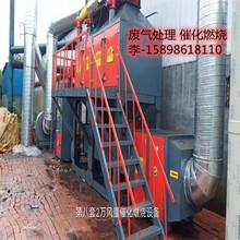 山東濟寧工業有機廢氣治理廠家-設計定制安裝-確保達標排放圖片