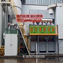 山東濟寧RCO催化燃燒廢氣處理-濟寧工業有機廢氣處理達標排放圖片