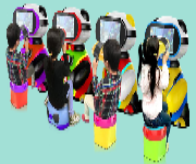 玖的熊宝,VR熊宝儿童VR的最佳选择图片