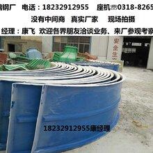 玻璃钢脱硫塔防腐工程图片