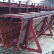 桥梁钢模板制作时一定要满足一定的标准才能使用图片