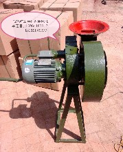 銷售人防專用F270-II手搖電動兩用風機圖片