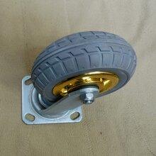 小吃車專用工業腳輪A雙牌小吃車專用工業腳輪生產銷售圖片