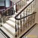 麗江定制輕奢鋁藝樓梯銅樓梯生產設計