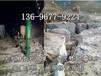 路堑石方怎么搞快劈裂机操作方式好操作