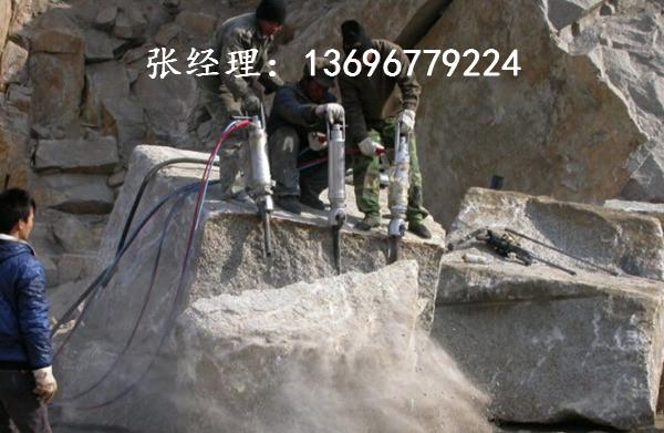 黑龙江哈尔滨的岩石怎么破碎岩石机械开采效率
