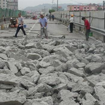 采石场开采石料什么方法效率快劈石器一方成本多少钱图片1