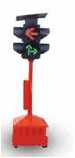 厂家直供福建省晋江市/南安市/惠安县/永春县太阳能警示灯,移动式信号灯太阳能信号灯