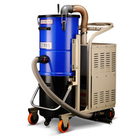 大型吸尘器,工业吸尘机,吸尘吸水机,手推式吸尘机图片