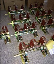 JN15-12户内高压接地开关厂家贴牌加工图片