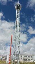 独立接闪杆,环形钢管杆接闪杆塔,陕西诚和科技,强力推荐
