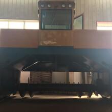厂家直销履带3米翻堆机有机肥发酵设备有机肥翻堆机鹤壁亿丰独家研发