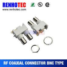 仁昊1X2注胶/屏蔽BNC连接器