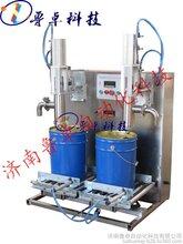 济南鲁卓高精度灌装机称重灌装机自动定量液体灌装机