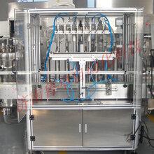 济南鲁卓柱塞灌装机全自动高精度灌装机