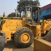 南京卖临工5吨二手装载机市场转让图片