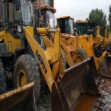 张家界二手50装载机铲车个人转让出售-聚划算图片