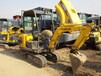 漳州急转二手18个人挖掘机