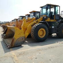 菏澤個人二手50鏟車裝載機出售(型號齊全)圖片