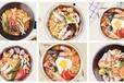泡面小食堂加盟多种秘制汤底百种各国泡面四季小吃