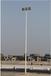 15m广场高杆灯生产厂家25米自动升降式高杆灯爬梯高杆灯