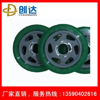 阿尔卡诺八字平开门机配件轮子橡胶轮,阿尔卡诺电动门轮子