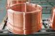 福建泉州供应紫铜管方形圆形铜管软态铜管空调铜管