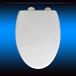 马桶盖家用通用座便盖加厚缓降坐便盖老式UV型马桶圈子