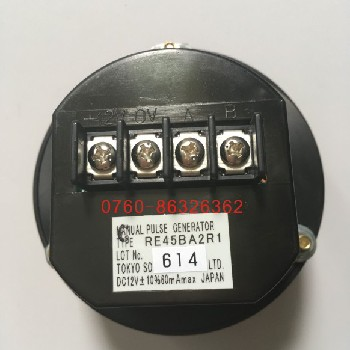 TOSOKU东侧RE45BA2R1、RE45BA1D5电子手轮脉冲器