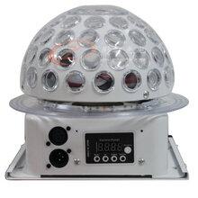 供应广州市彩智光电强力水晶么球灯L1033摇头灯图案灯led灯