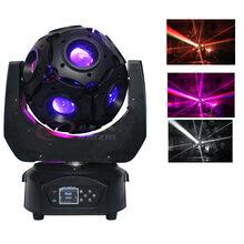 广州彩智光电电舞台灯光值得信赖360°旋转足球灯么球灯摇头灯光束灯
