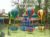 朝陽游樂搖頭桑巴氣球生意火爆的游樂項目