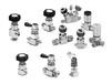 PARKER/FUJIKIN各种型号不锈钢隔膜阀