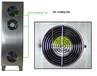 高效空气治理机OG-35A出口国外臭氧发生器