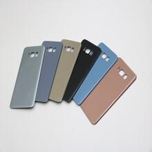 三星s8/s8+手机后盖批发大量三星深圳手机配件供应图片